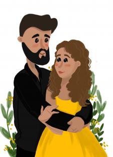 Романтична ілюстрація