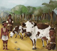 Історія про село Zulu