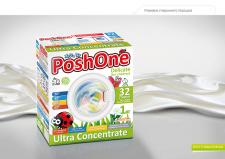 Упаковка стирального порошка (для детского белья)