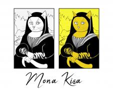 ЛОГО / MONA KISA