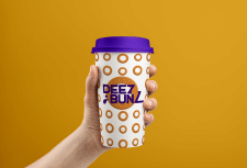 DeezBunz лого для пекарни