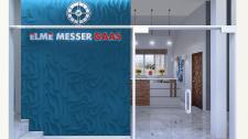 Офис для компании Elme Messer Gaas.