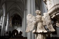 Фото «Интерьер церкви Св. Марии в Берлине»