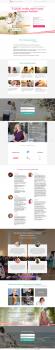 Landing Page. Дизайн, верстка, A/B тестирование