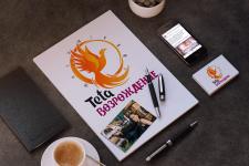 """Логотип для проекта """" Teta возрождение"""""""