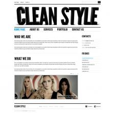 Дизайн сайта-студии