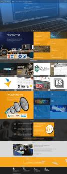 Сайт компании RS-7