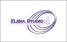 Логотип д студии красоты в Испании