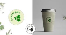 логотип для супового кафе