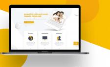 Landing page Zastava