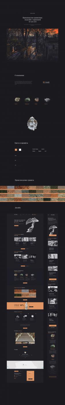 Производство гранитных изделий. SV Granit
