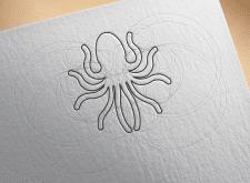 Логотип Осьминог