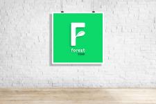 Логотип для Forest Time