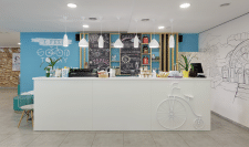 CAFE, FITNESS CLUB PODOLSKIY, 60m2 Kyiv