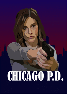 """Poster for """"ChicagoPD"""""""