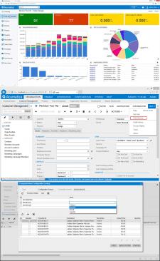 Автоматизация бизнес процессов с ERP Acumatica