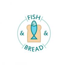 Лого для ресторана быстрого питания