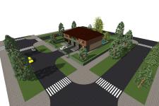 Проект блокированного дома