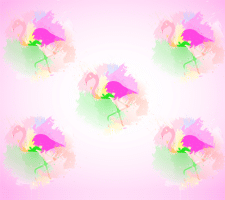 Фламинго паттерн
