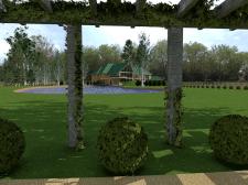 Ландшафтный архитектор, Визуализатор экстерьеров