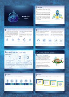 Презентация с инфографикой