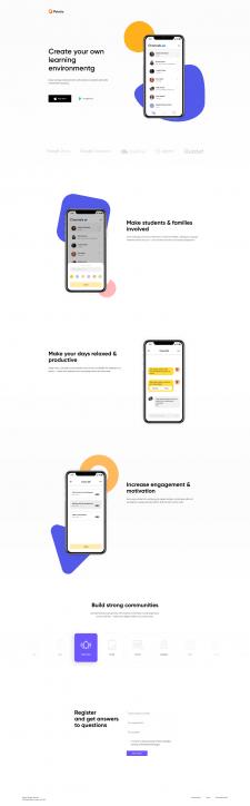 (UI/UX, Mobile & Web Design) Pointis