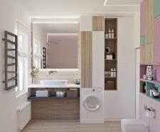 Ванная комната для ребенка