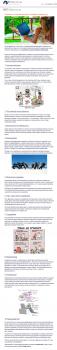 Статья в блог. 10 проблем фрилансеров
