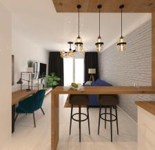 Дизайн смарт квартиры