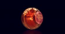 3D модель футуристического фонарика