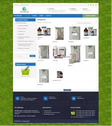 Elivash.com - сайт, каталог продукции.