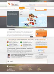 HTML coding site QA Check