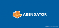 Логотип компании по недвижимости