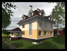 Проектирование коттеджа, г. Петропавловск-Камчатск
