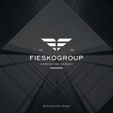 Логотип для консалтингового агентства FIESKOGROUP
