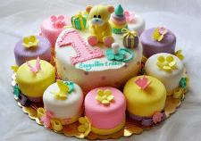 Чем украшают оригинальные детские торты