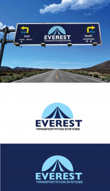 Тендер на логотип  Everest Transportation Systems