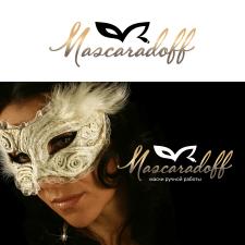 Логотип для майстерні масок ручної роботи