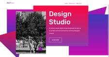 Landing Page / Design Studio