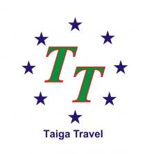 "Логотип для компании ""Taiga Trevel"""