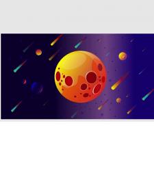 Краторная планета