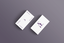 Разработка логотипа и дизайн визитки