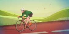 Sport illustration - 2