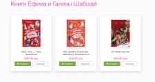 Наполнение контентом сайта книг, Wordpress