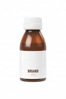 100 ml PET bottle