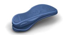 3D модель жіночої підошви