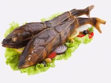Копченая треска – королева салатов