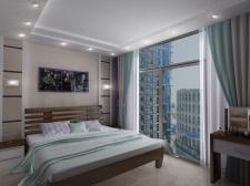 Спальня , рок отель в  Батуми