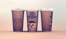 "Фирменнй стиль кофейни ""Brownie Brown"""