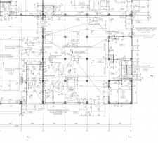 Промышленное здание план